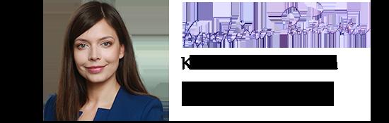 Karolina Pawłowska - Dyrektor Centrum Prawa Międzynarodowego Ordo Iuris