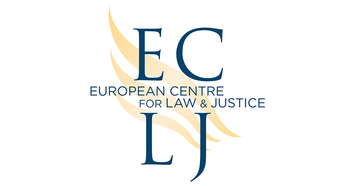 EUROPEAN CENTRE FOR LAW AND JUSTICE