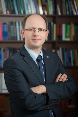 Błażej Kmieciak Ph.D.